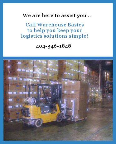 3PL, atlanta warehouse, cross dock atlanta