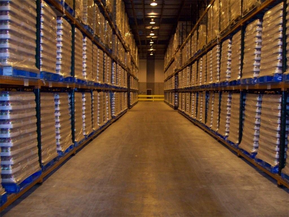 Warehouse Maximized Storage