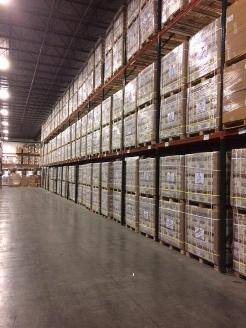 atlanta crossdock warehouse