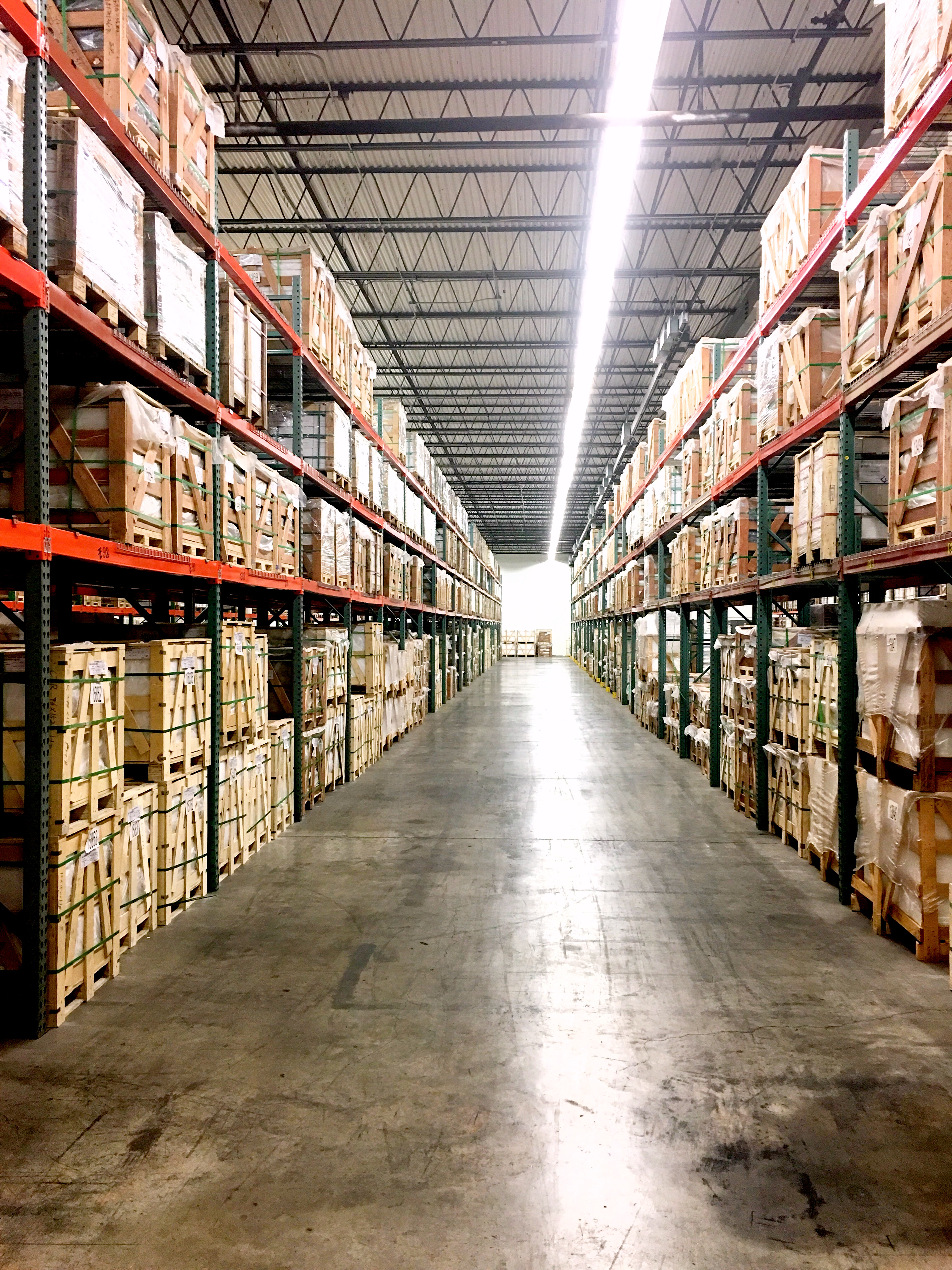 3pl warehouse in Macon, GA