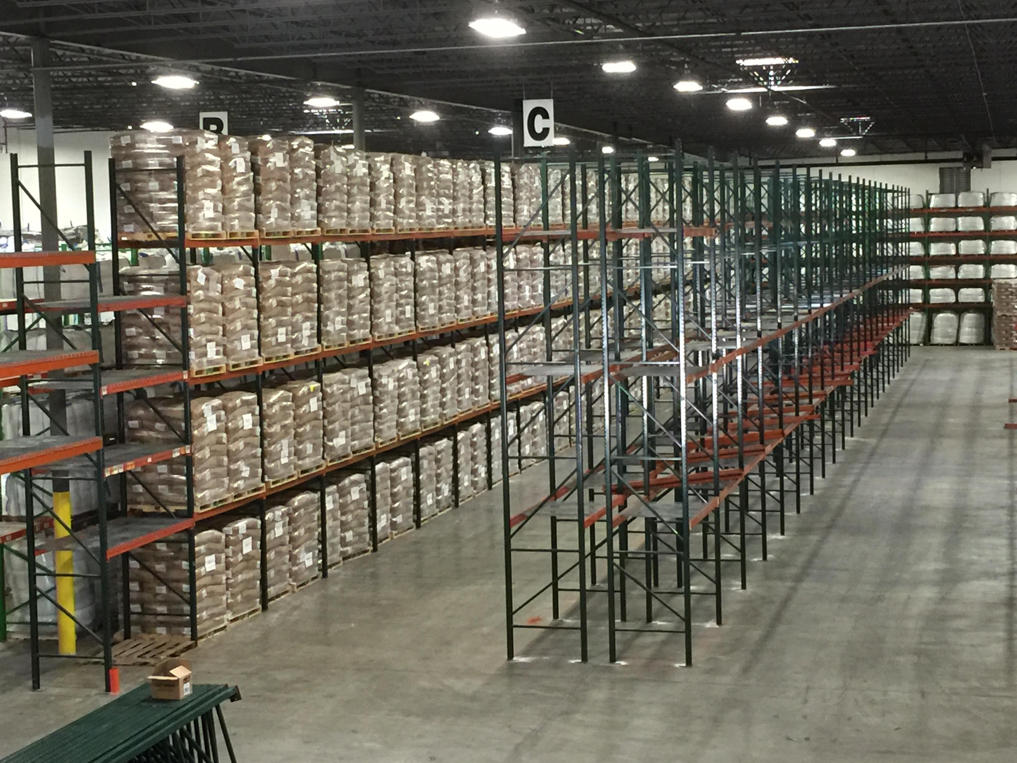 warehouse in Macon, GA